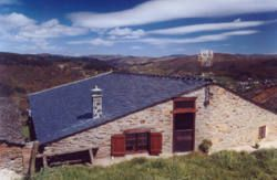 Casas rurales villamart n en santa eulalia de oscos asturias con perros - Casas rurales que admiten perros en galicia ...